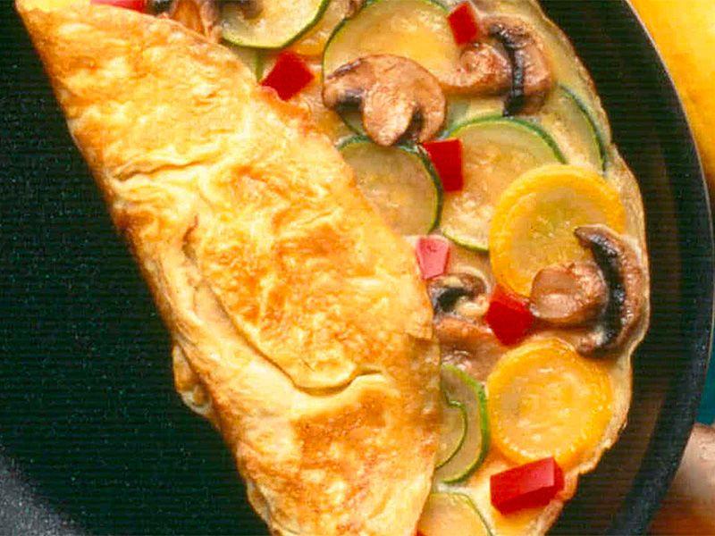 Farmer's Market Omelet