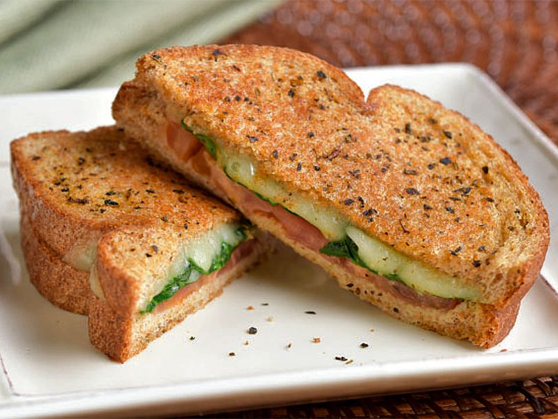 Tuscan Grilled Cheese